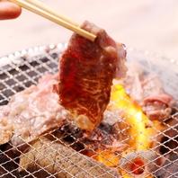 旨みのつまった上質な宮崎牛の炭火焼肉☆