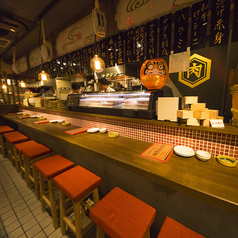 大宮 肉寿司の雰囲気1