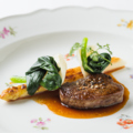 料理メニュー写真本日のお肉料理