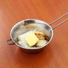 チャンジャ/ハチノス風マリネ/やみつききゅうり/うずら煮たまご/海鮮ホイルバター焼き