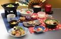 料理メニュー写真豆腐懐石(上)