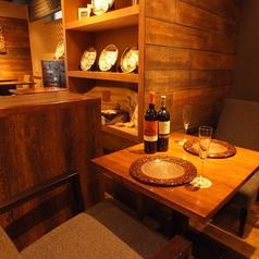 ミタスカフェのコース写真