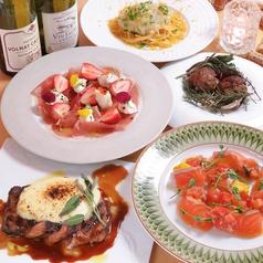 旬菜とワイン、和酒の店 アルヴェルのおすすめ料理1