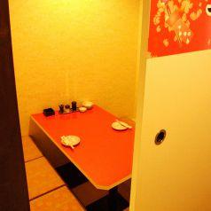 2名様のお席もご用意★居酒屋御茶ノ水個室の美味桜の藩御茶ノ水駅前店です♪