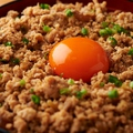 料理メニュー写真鶏そぼろ丼ミニ