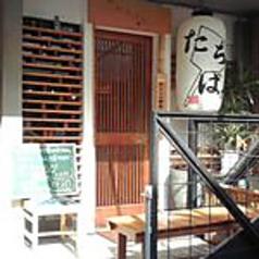 京都 鉄板 たちばなの外観1