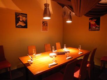 シェフの個室居酒屋 街の灯 福山の雰囲気1