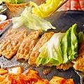 料理メニュー写真カンナサムギョプサル
