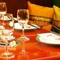 立食、50名様収容可能です☆結婚式二次会、歓送迎会、誕生日会など多目的なパーティーに最適です。