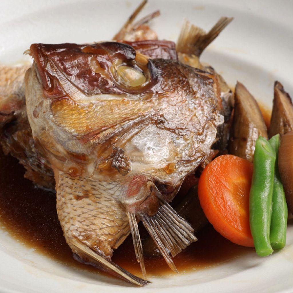 漁港直送の旬魚の煮肴