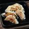 料理メニュー写真比内地鶏餃子