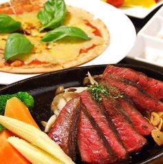 鉄板cuisine Feuのコース写真
