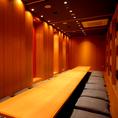会社宴会、観光など団体様に最適の掘りごたつ個室/18名~最大30名