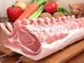 料理メニュー写真佐助豚のグリルハーフ