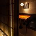 扉付きでゆっくりご飲食ができます。西新宿の夜景が一望できる完全個室居酒屋で繊細な和食と一緒に優雅にご宴会・接待・女子会・合コンをお楽しみ頂けます。西新宿 新宿西口の個室居酒屋で宴会、接待、和食をどうぞ。