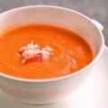 料理メニュー写真蟹の玉子入りふかひれスープ
