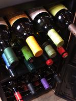 種類豊富なワインで料理とのマリアージュを楽しんで☆