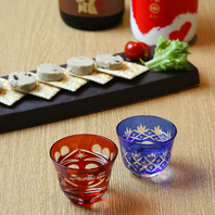 味わい深い和食と日本酒との様々なペアリングをご提案