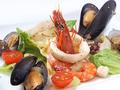 料理メニュー写真海の幸のマリネ