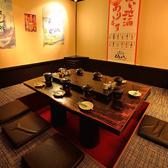 俺たちの寿司ダイニング 仙八 朝市本店の雰囲気3