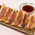 料理メニュー写真焼き餃子(6個)