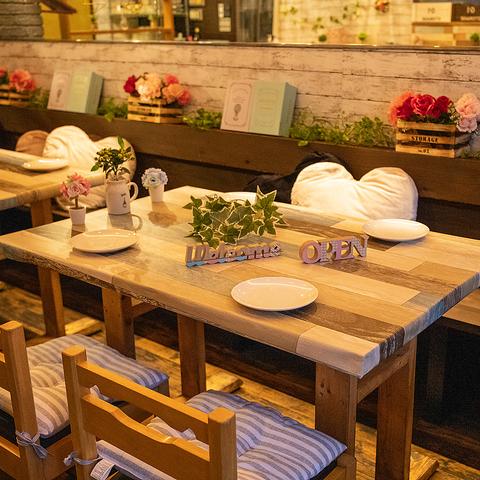 カラフルチーズサムギョプサル&ロングユッケ寿司&韓国グルメ MoiM 高松店|店舗イメージ6