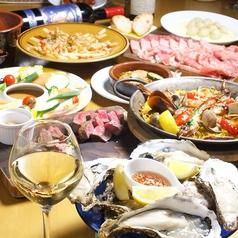 オリーブオイルキッチン THE OLIVE OIL KITCHEN 富山駅前店のコース写真