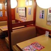 元祖ぶっちぎり寿司 魚心 本店の雰囲気3