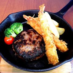 手こねハンバーグ 肉まるのおすすめ料理1