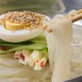 料理メニュー写真還元水冷麺(レギュラー)