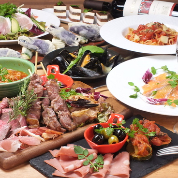ワインバル ゴルゴン9 海老名店のおすすめ料理1