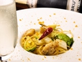 料理メニュー写真カラスミのペペロンチーノ