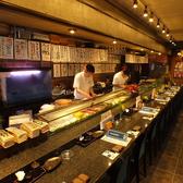 魚浜 学芸大店の雰囲気2
