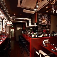 【★店内貸切★15名様から可能です】着席時22名・立席時25名様まで可能です。絶品肉とワインのマリアージュパーティーを新宿の1等地でお愉しみ下さい♪