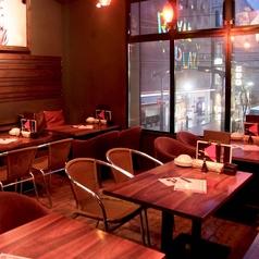 HARRY'S ROD CAFE ハリーズ ロッド カフェの雰囲気1