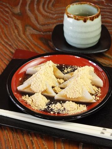 池上本門寺名代くずもち/KUZUMOCHI Japanese traditional sweet