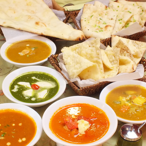 インド料理 Shri Aruna 苦楽園