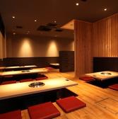 焼肉DINING 大和 木更津店の雰囲気2