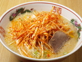 料理メニュー写真からねぎ翔竜麺