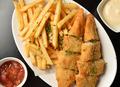 料理メニュー写真FISH AND CHIPS