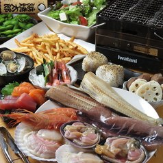 浜焼太郎 神戸駅前店のおすすめ料理1