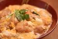 料理メニュー写真新鮮たまごの親子丼