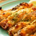 料理メニュー写真鶏のガーリックステーキ
