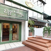 エッグスンシングス Eggs 'n Things 原宿店の雰囲気2