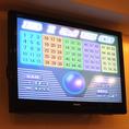 【サポート72プラン】大型スクリーン、マイク、デジタルビンゴ、カラオケ、DVDプレイヤー、完備