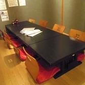 個室座敷(6名席とつなげて16名入ります)