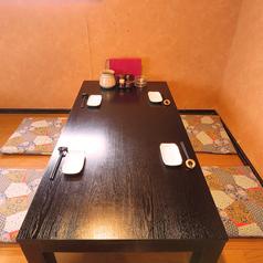 馬刺し、もつ鍋などの九州名物のお料理を、ゆったりとお楽しみください◎