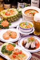 県産オーガニック野菜を使用!旬の食材をおいしく♪