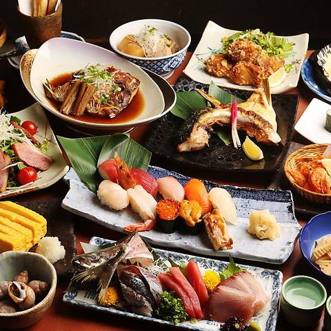 上野 寄せ家 海鮮居酒屋