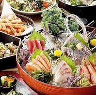 ◆鮮魚を中心とした和食へのこだわり◆